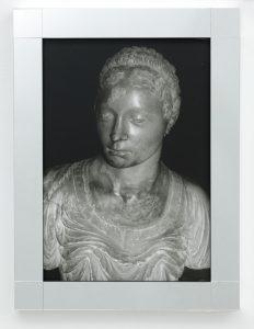 My very gestures… enchanted, 2001 8 b/w prints, mirror frames, 41 x 30,5 cm