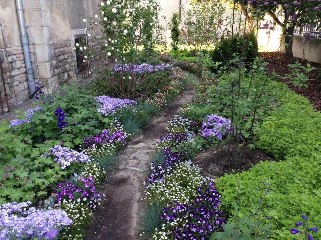 Garten für Rosa Luxemburg