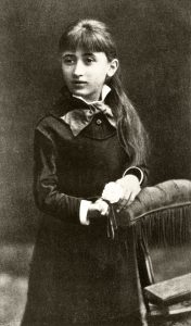 Rosa Luxemburg, 12 years old
